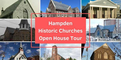 2019 Hampden Historic Churches Open House Tour