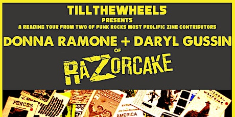 TTW presents Donna Ramone and Daryl Gussin tickets