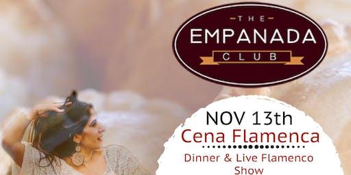 Empanada Club: Cena Flamenca (Flamenco Dinner)