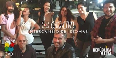 CADlive! Intercambio de Idiomas - Language Exchang