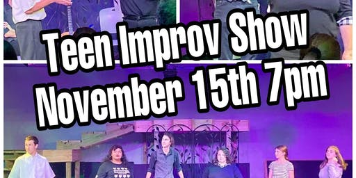Teen Improv Show