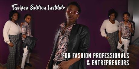 Fashion Edition Infomation Calls  tickets