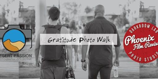 Gratitude Photo Scavenger Hunt w/ Phx Film Revival