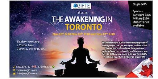 The Awakening Toronto