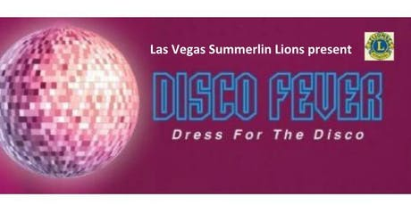 The Summerlin Lions present Disco Fever 2020! tickets