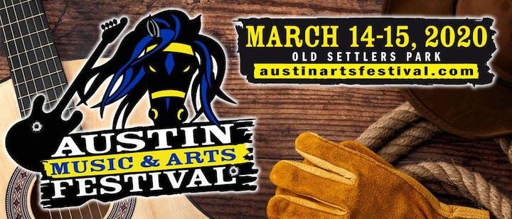 Austin Music Festival 2020.Austin Music Arts Festival Tickets Sat Mar 14 2020 At