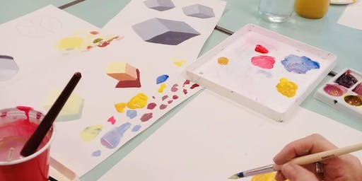 Beginners Drawing and Painting
