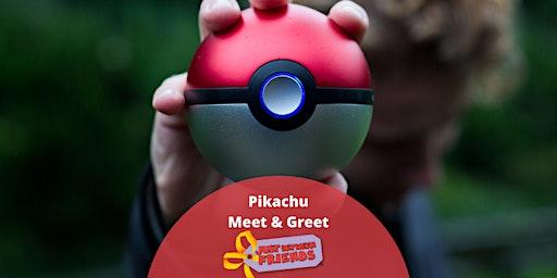 Pikachu Meet & Greet Scavenger Hunt • Issaquah Spring 2020