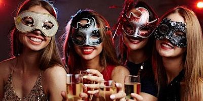 NYE Masquerade Ball 2020 at Historic Seaboard Station Downtown Raleigh