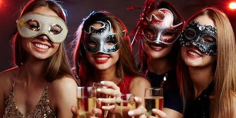 NYE Masquerade Ball 2020 at Historic Seaboard Station Downtown Raleigh tickets