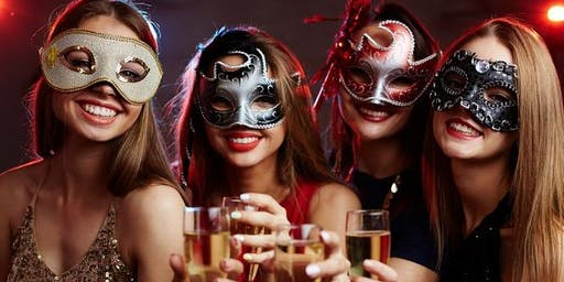 NYE Masquerade Ball 2020 at Historic Seaboard Station Downtown Raleigh