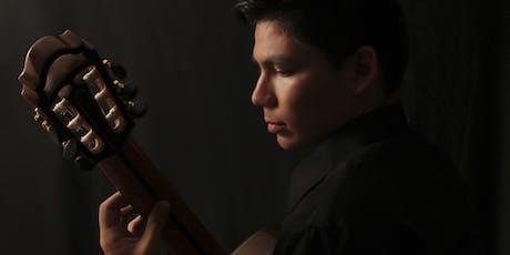 Cuerdas De Navidad Con Luis Eduardo Quintero entradas