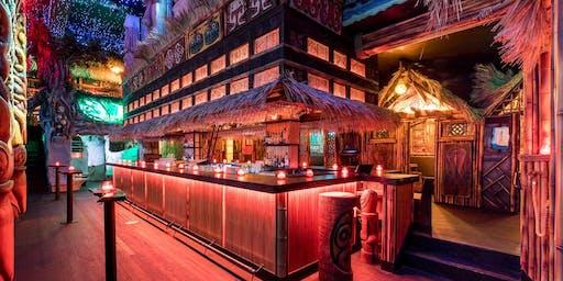 Escape the Winter Tiki Drinks at Zombie Village [Tenderloin]
