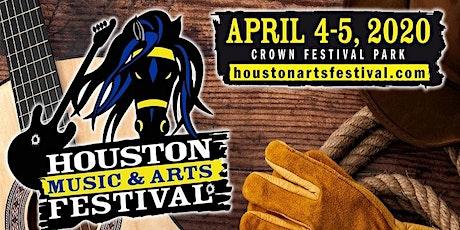 Houston Music & Arts Festival tickets