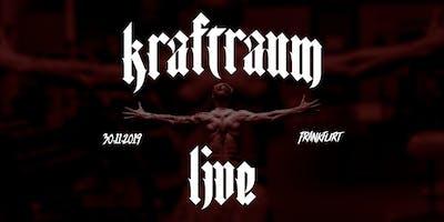 Kraftraum Live Podcast #1 mit Pascal Su, Stefan Orth & Jonas Riess