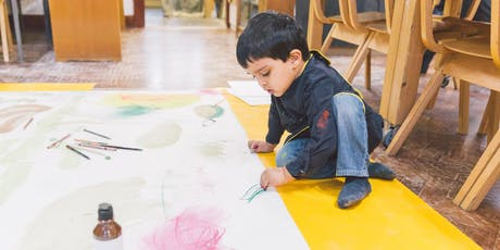 Storytime with Creative Arts for Pre Schoolers-SCAMPS tickets