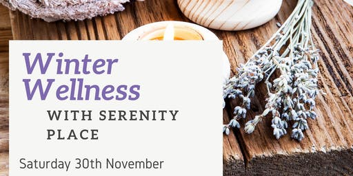 Winter Wellness with Serenity Place