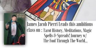 Tarot Class W/Auset Gypsy