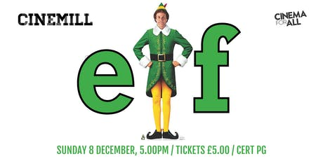 Elf at Strathaven Town Mill on Reindeer Day tickets