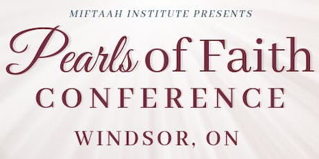 Pearls of Faith Conference tickets
