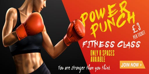 Power Punch Fitness Class