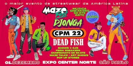 Maze Fest 2019 ingressos