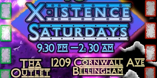 18+ X-istence Saturdays