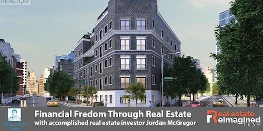 Financial Freedom Through Real Estate Workshop