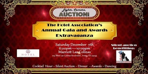 The Hotel Association's Annual Gala and Awards Extravaganza