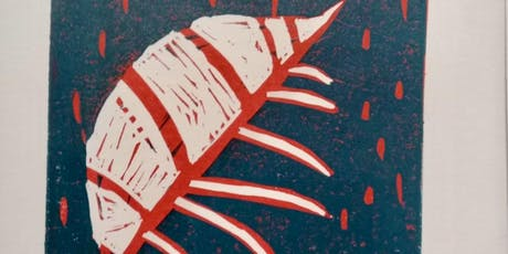 Linocut Weekend (2 day adult course) tickets