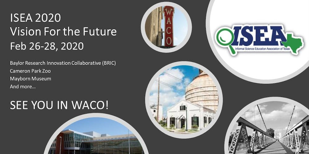 Baylor Fall 2020 Calendar.Isea 2020 Conference Vision For The Future Registration