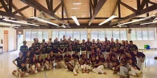 2019 Capoeira Besouro Hawaii  Adults' Batizado Fundraiser Party!