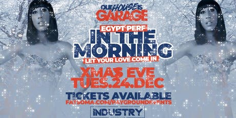 Xmas Eve Special Egypt Performing In The Morning Live! tickets