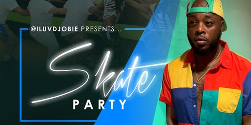 iLuvDJObie Skate Party