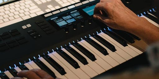 An Introduction to Komplete Kontrol  for the sight impaired musician.