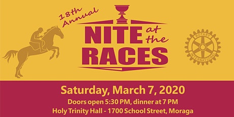 Nite at the Races 2020 tickets
