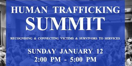 Human Trafficking Summit tickets