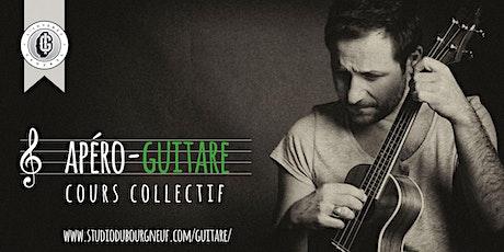 Apéro Guitare- Edition du 20/12 billets