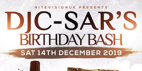 DJ C-SAR'S Birthday Bash 2019 – Opa Bristol tickets