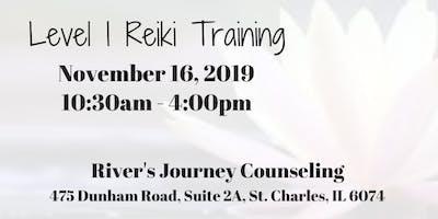 Level I  Reiki Training