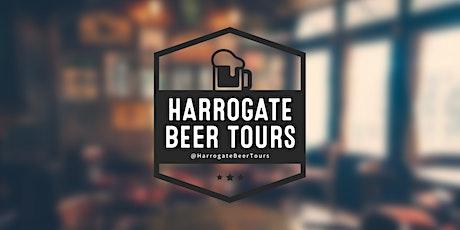 Harrogate Beer Tour - Weekend tickets