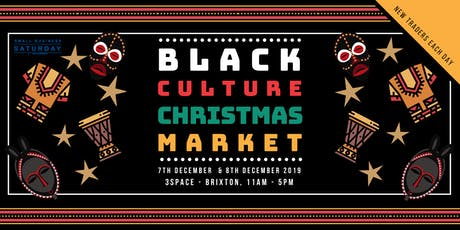 Christmas Market - Black Culture Market  tickets