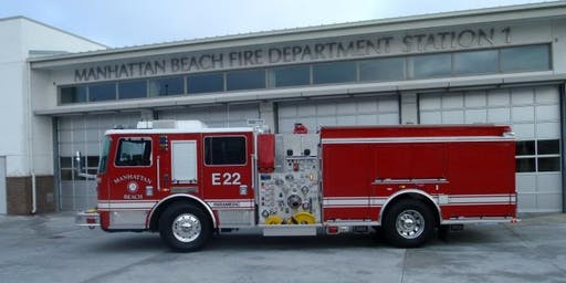 LMB-Manhattan Beach Police & Fire Station Tour