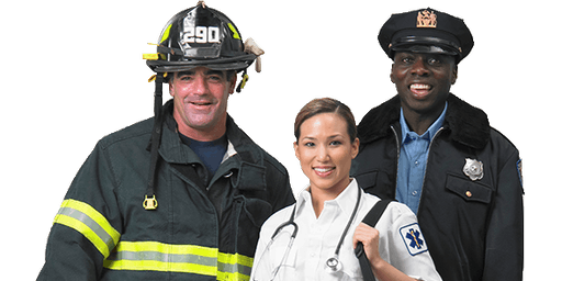 First Responders Day At Grand Parkway Smiles