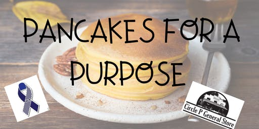 Pancakes for a Purpose