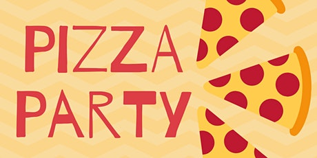 Teacher Party: 1st Grade Pizza Party Lunch tickets