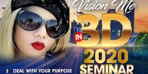 Vision Me in 3D 2020 Seminar