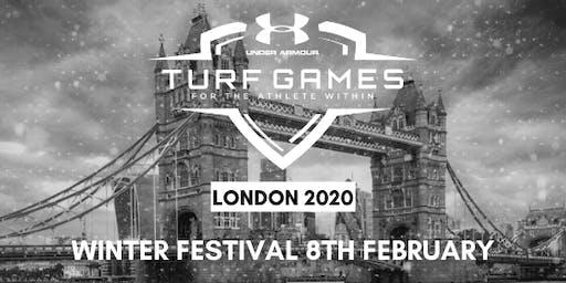 Under Armour Turf Games London Winter Festival 2020