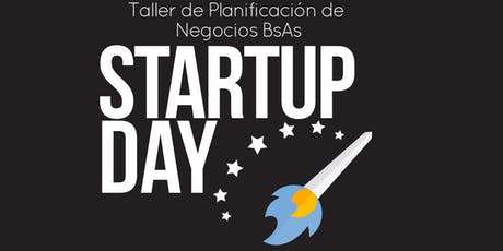 Taller de planificación de negocios: StartUp Day entradas
