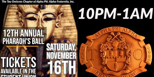 12th Annual PHaraoh's Ball